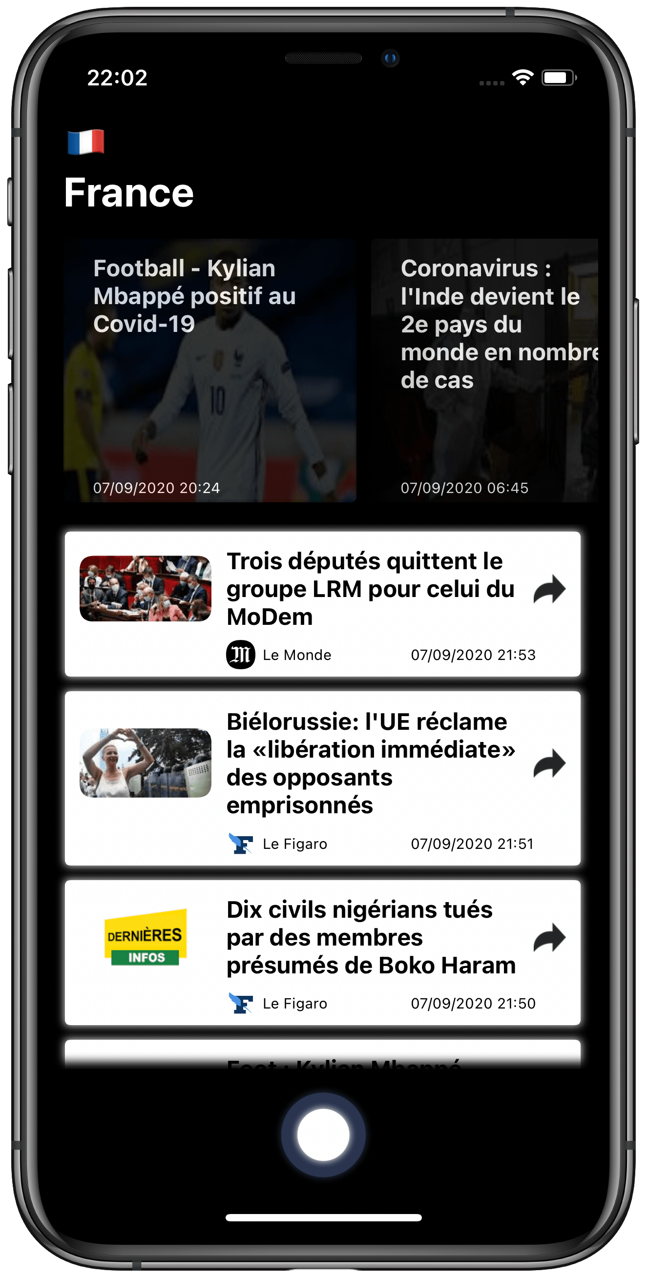 News Right Now App